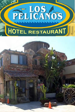 Los Pelicanos Hotel and Restaurant